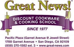 Cookware & Cooking School