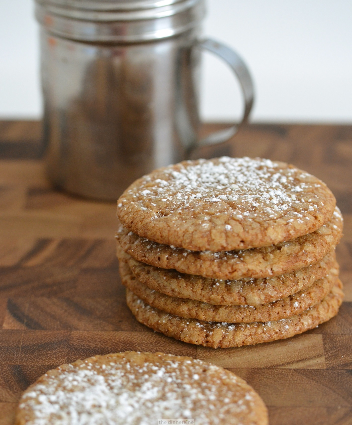 DV Gingerbread Spice Cookies