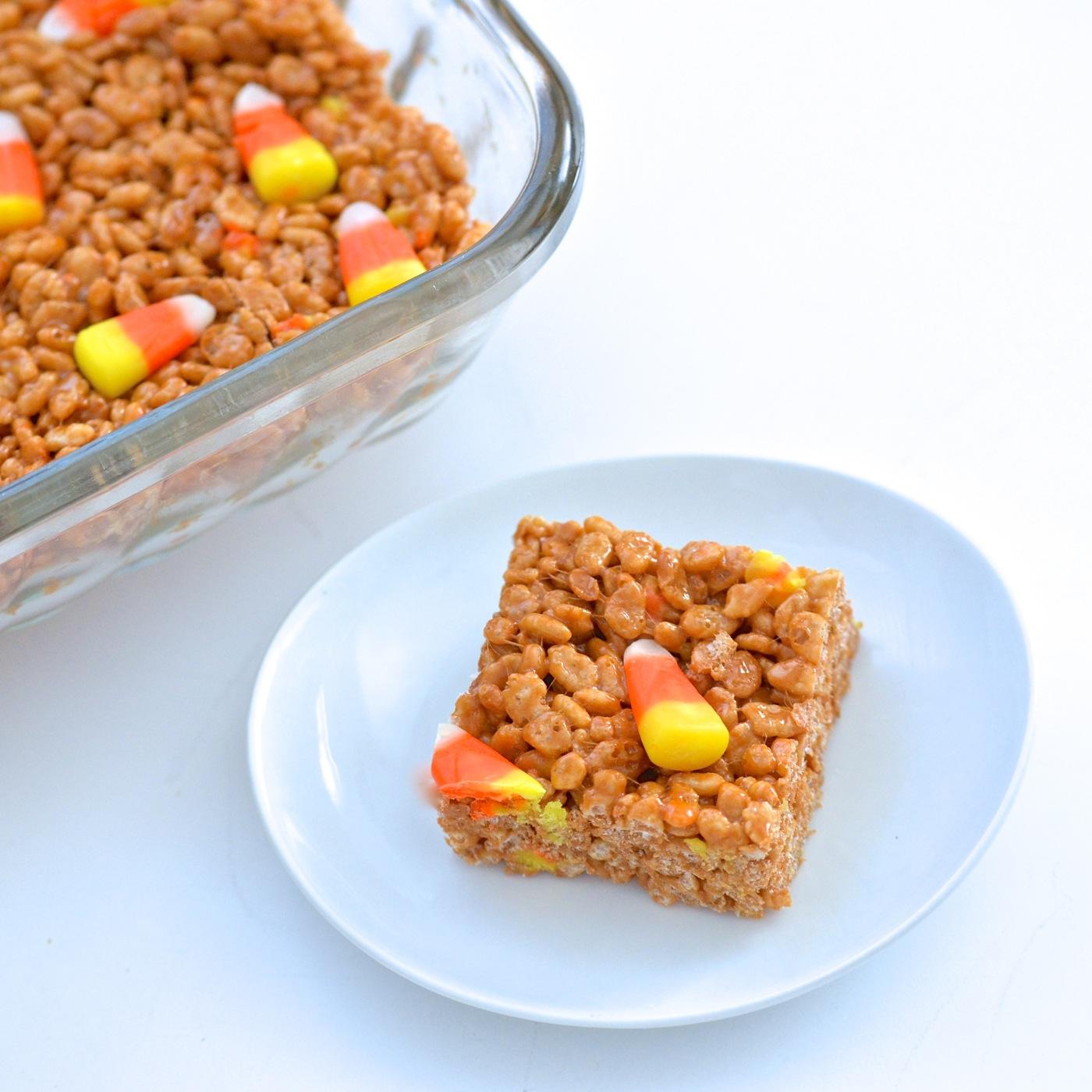 Trick-or-Krispie Treat » The Dinnervine