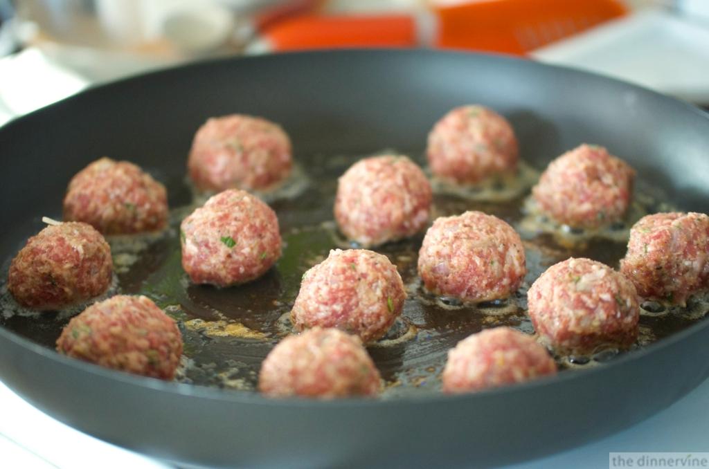 Cranberry Meatballs - 37