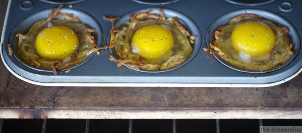egg hash brown nests - 064
